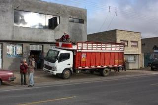 マカ収穫へ人を運ぶトラック3.JPG